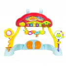 Deluxe Music Activity Gym and Crib Soother, Musical Melodius, Lights, Keyboard