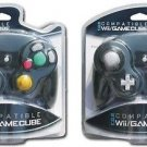 2x Black Shock Game Controller for Nintendo Gamecube GC Wii