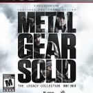New Metal Gear Solid The Legacy Collection PS3 Sony PlayStation Include 10 Games
