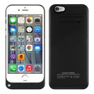"3200mAh External Battery Backup Power Bank Charger Case for iPhone 6 4.7"" Black"