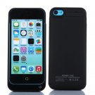 4200mAh iPhone 5 5s 5c External Battery Backup Charging Power Bank Case Black