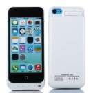 iPhone 5 5s 5c 4200mAh External Battery Backup Charging Power Bank Portable Case