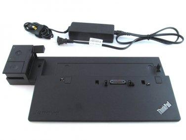 New Lenovo ThinkPad 170W Ultra Dock Notebook Laptop Docking Station (40A20170US)