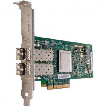 New HP StorageWorks 82Q 8GB FC Host Bus Adapter HBA QLE2562 489191-001 (AJ764A)
