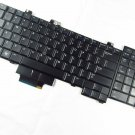 Original Dell Precision M6400 M6500 US Keypad BackLight Keyboard F759C