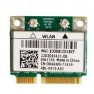 Genuine Dell DW1704 R4GW0 BCM943142HM Wireless WiFi 300Mbps Bluetooth 4.0