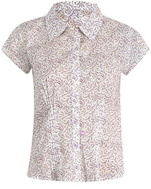 Roxy Woven Tickle Top Size M