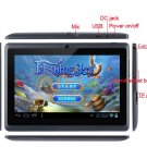 7 inch dual core   Q88 pro Allwinner A23 android 4.2.2 dual camera WIFI OTG capacitive screen