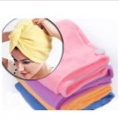 Magic Hair Drying Towel