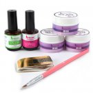Professional Base UV gel kit coat primer nail UV Pen Form UC