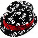 Chidren's Plaid Boys Fedoras baby cap dicer top fedora hat #7
