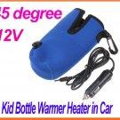 DC 12V Baby Kids Car Vehicle Travel Food Milk Water Bottle Cup Warmer