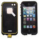 Airtight Tough Protective Waterproof Plastic Case for iPhone 5