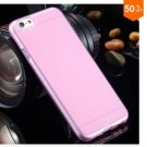 Flip Open Full Clear Case For Iphone 6  4.7inch Soft Transparent TPU Silicon (COLOR  9)