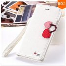 Fashion Cherry Heart Shape Full Case For Iphone 6 4.7 inch (COLOR2)