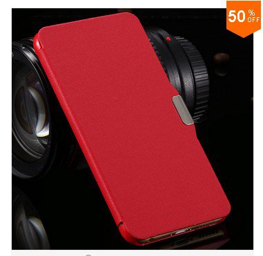 Case For Iphone 6  4.7'' Wallet Cover Flip Protective Skin With Magnetic Buckle (Color 3 )