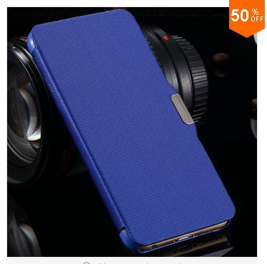 Case For Iphone 6  4.7'' Wallet Cover Flip Protective Skin With Magnetic Buckle (Color 4 )
