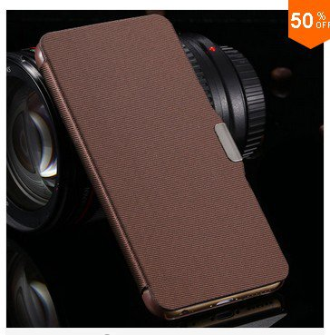 Case For Iphone 6  4.7'' Wallet Cover Flip Protective Skin With Magnetic Buckle (Color 6 )
