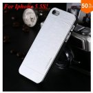 Deluxe  Metal Brush Cover for iphone 5 5s 5g  Aluminum Hard Back  (COLOR 2