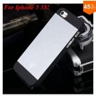 New! Luxury Metal Brush Case for iphone 5 5s 5g   (color 2