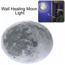 Amazing LED Healing Moon Night Light Lamp with Remote Controller