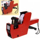NEW Red Retail Price Labeller Tag Gun Set MX5500 Gift Labels