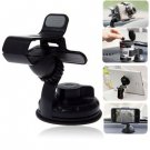 Clip Style 360 degree Rotating Car Universal  Cell Phone Holder Mount Stand for iPhone 4 4S 5 5S 6