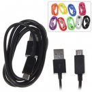Universal USB 2.0 to Micro 5pin Sync Cable for Samsung Galaxy S4 i9500 / i9505 , HTC One M7