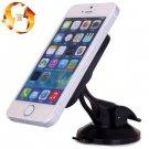 Universal Mobile Phone Car Holder Stand with 8 Small Suction Cups for iPhone 5 5C 5S 4 4S Samsung