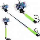 Monopod with 3.5mm Audio Cable and Phone Clip Holder for iPhone 6