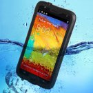 Waterproof Rubber with Plastic Cover Case for Samsung Galaxy Note 3 N9000 / N9002 / N9008