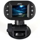 120 Degree Wide Angle Lens 720P Recording 1.5 inch LTPS Display C800B Car DVR Recorder