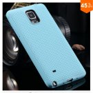 Soft Case For Samsung Galaxy Note 4 IV 5.7'' Cover!  ( COLOR  LIGHT BLUE