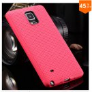 Soft Case For Samsung Galaxy Note 4 IV 5.7'' Cover!  ( COLOR  HOT PINK
