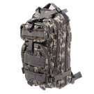 Multi-function Big Size ACU Dual Shoulder Military Tactical Backpack for Outdoor