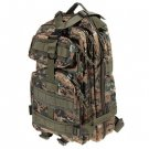 Multi-function Big Size Jungle Dual Shoulder Military Tactical Backpack for Outdoor