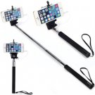 Stylish RC Self Timer Stretch Camera Monopod with Clip Stand and 3.5mm Audio Cable for iPhone 6 / 6