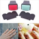 New Style Nail Art Stamping Stamp Tools Scraping Knife Set Rectangle #58437