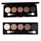 5 Color Makeup Eye Shadow Powder Eyeshadow Cosmetic Palette Set #54855
