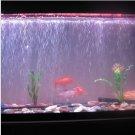30CM Wall Air Curtain Bubble Aquarium Fish Tank Supply#7101