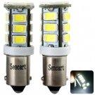 2pcs Sencart T036 BA9S 4W White Light 15 SMD 5730 LEDs Car Reading Light / Width Lamp (12 - 16V)