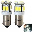 2pcs Sencart T041 BAX9S 3W White Light 11 SMD 5730 LEDs Car Reading Light / Width Lamp (12 - 16V)