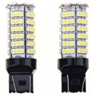7443-1210-102 Stylish and Durable LED Bulb with White Light for Cars - 2pcs