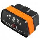 All OBD-II Protocols Supported Mini iCar2 Bluetooth OBD-II Code Diagnostic Tool with Driver CD