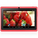 Q88S Android 4.4  Tablet PC with 7 inch WVGA Screen ATM7021 Dual Core 1.3GHz Dual Cameras 102909203