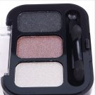 3 Color  Makeup Cosmetics Eye Shadow Care Eyeshadow Palette Set with Brush in#63571 (set 5