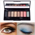 8 Color Hot New Women Makeup Cosmetics Smokey Eye Shadow Eyeshadow Palette Set with Brush#63573