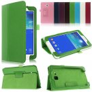 Folio Flip Leather Case Stand Cover For Samsung Galaxy Tab 3 Lite 7.0 SM-T110