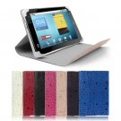 """New Design Universal PU Leather Folio Case Cover Stand For 7"""" inch MID Tablet PC"""