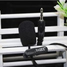 Mini Clip Business Stereo Microphone Mic for PC Laptop #49